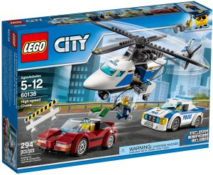 lego 60138 high speed chase