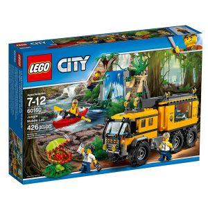 lego 60160 jungle mobile lab