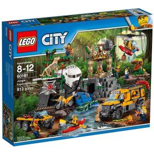 lego 60161 jungle exploration site