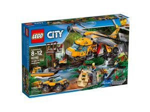 lego 60162 jungle air drop helicopter