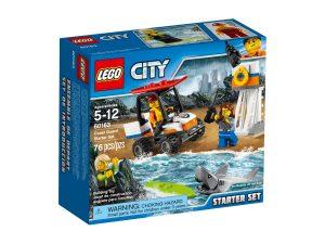 lego 60163 coast guard starter set