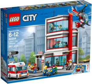 lego 60204 city hospital