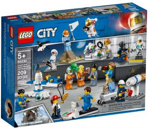lego 60230 people pack space research and development