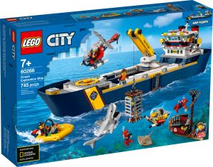 lego 60266 ocean exploration ship