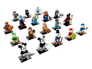 lego 66625 disney series 2 complete box