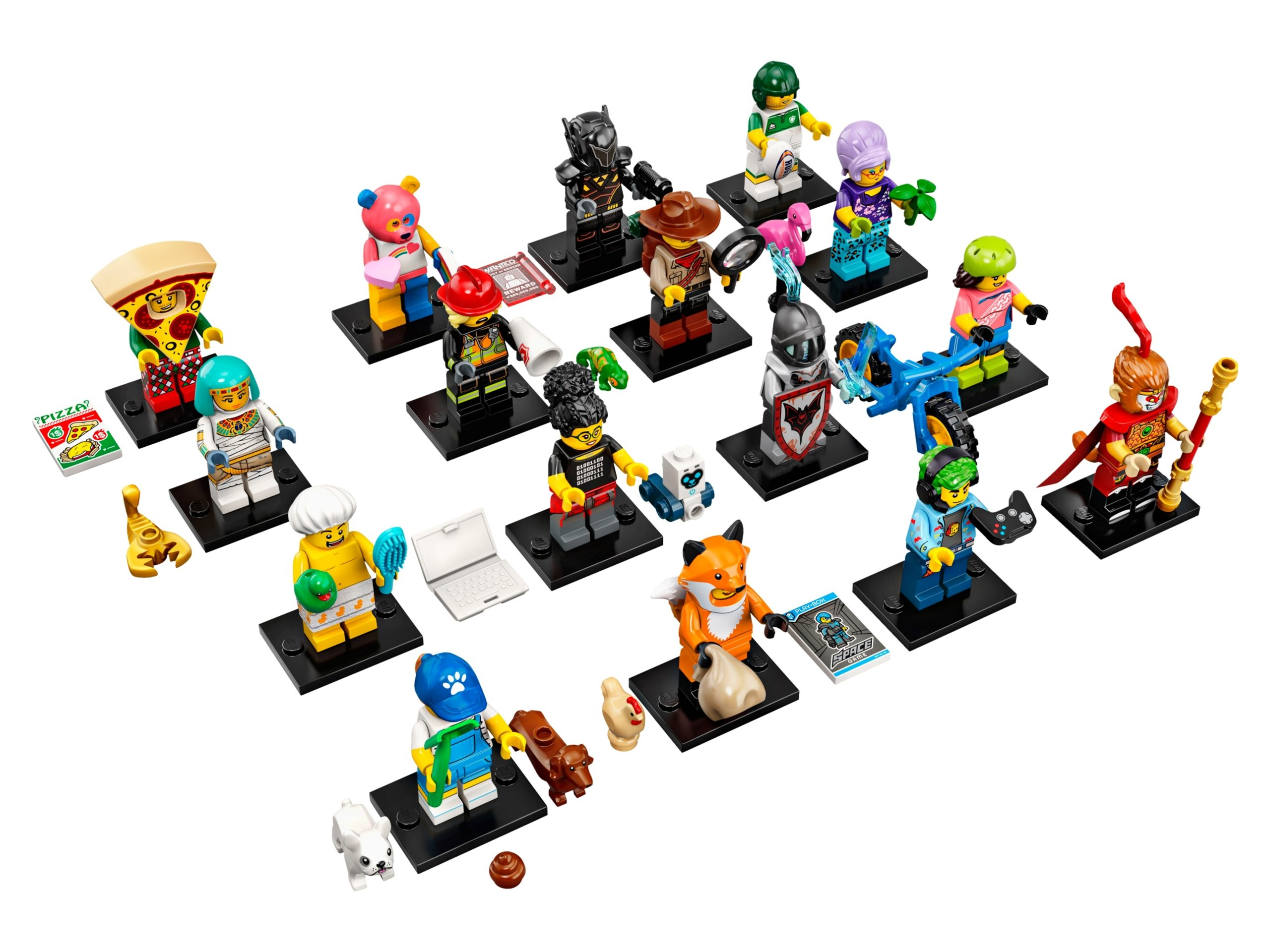 lego 66629 series 19 complete box scaled