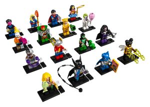 lego 66638 dc super heroes series complete box
