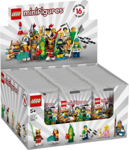lego 66641 minifigures series 20 sets