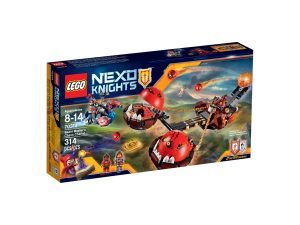 lego 70314 beast masters chaos chariot