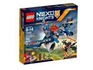 lego 70320 aaron foxs aero striker v2