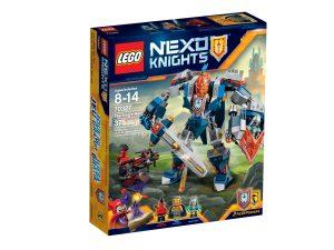 lego 70327 the kings mech