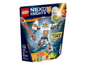 lego 70366 battle suit lance
