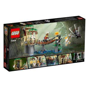 lego 70608 master falls