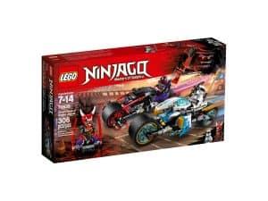 lego 70639 street race of snake jaguar