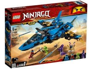 lego 70668 jays storm fighter