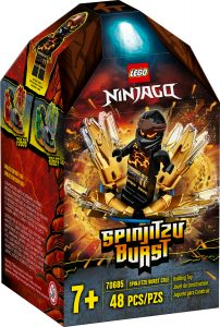 lego 70685 spinjitzu burst cole