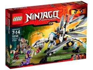 lego 70748 titanium dragon
