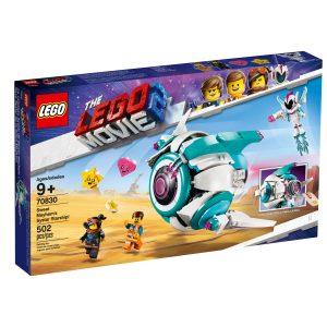 lego 70830 sweet mayhems systar starship