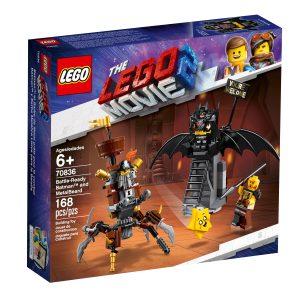 lego 70836 battle ready batman and metalbeard