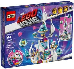 lego 70838 queen watevras so not evil space palace