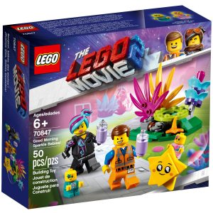 lego 70847 good morning sparkle babies