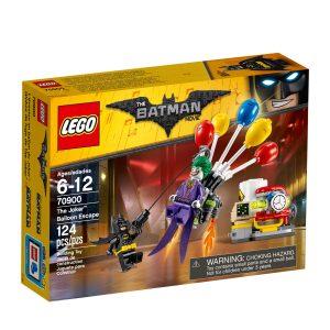 lego 70900 the joker balloon escape