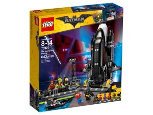 lego 70923 the bat space shuttle