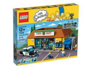 lego 71016 the kwik e mart