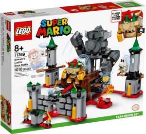 lego 71369 bowsers castle boss battle expansion set