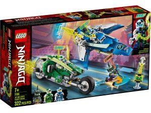 lego 71709 jay and lloyds velocity racers