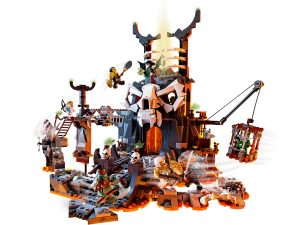 lego 71722 skull sorcerers dungeons