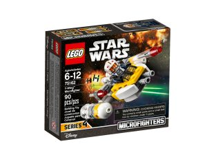lego 75162 y wing microfighter