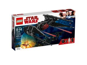 lego 75179 kylo rens tie fighter