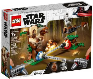 lego 75238 action battle endor assault