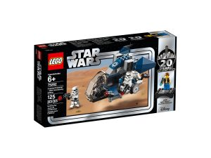lego 75262 imperial dropship 20th anniversary edition