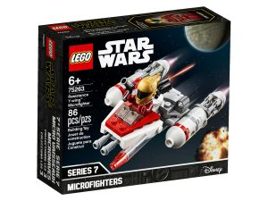 lego 75263 resistance y wing microfighter
