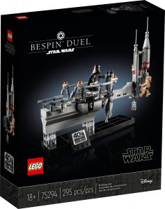lego 75294 bespin duel