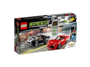lego 75874 chevrolet camaro drag race