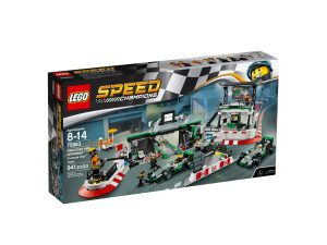 lego 75883 mercedes amg petronas formula one team