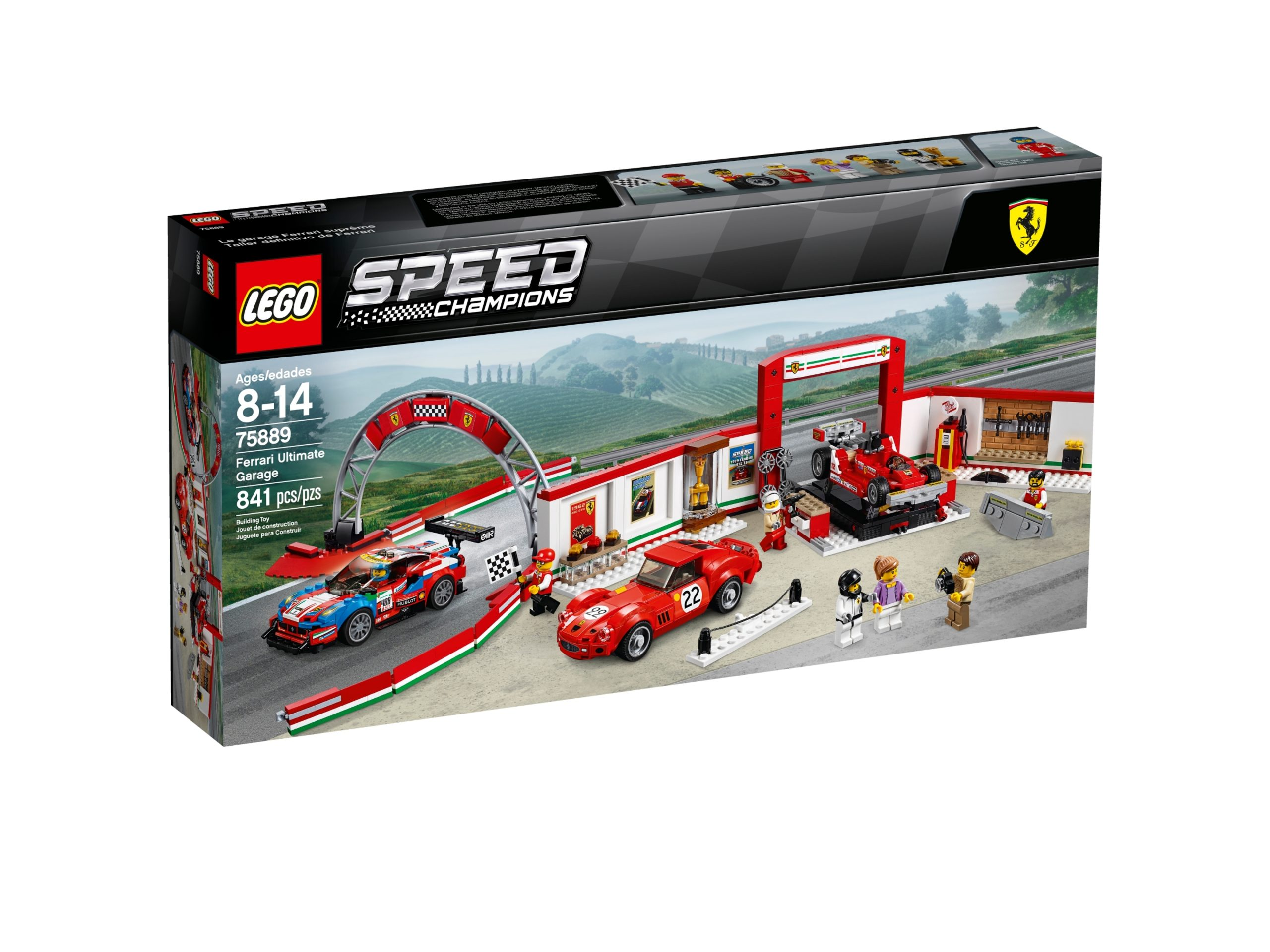 lego 75889 ferrari ultimate garage scaled