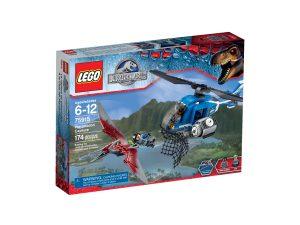 lego 75915 pteranodon capture