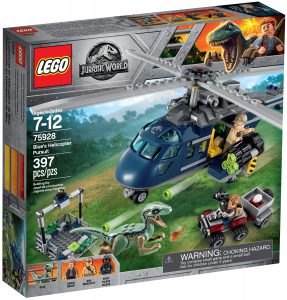 lego 75928 blues helicopter pursuit