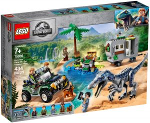lego 75935 baryonyx face off the treasure hunt