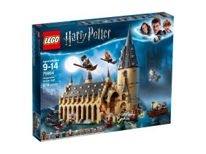 lego 75954 hogwarts great hall