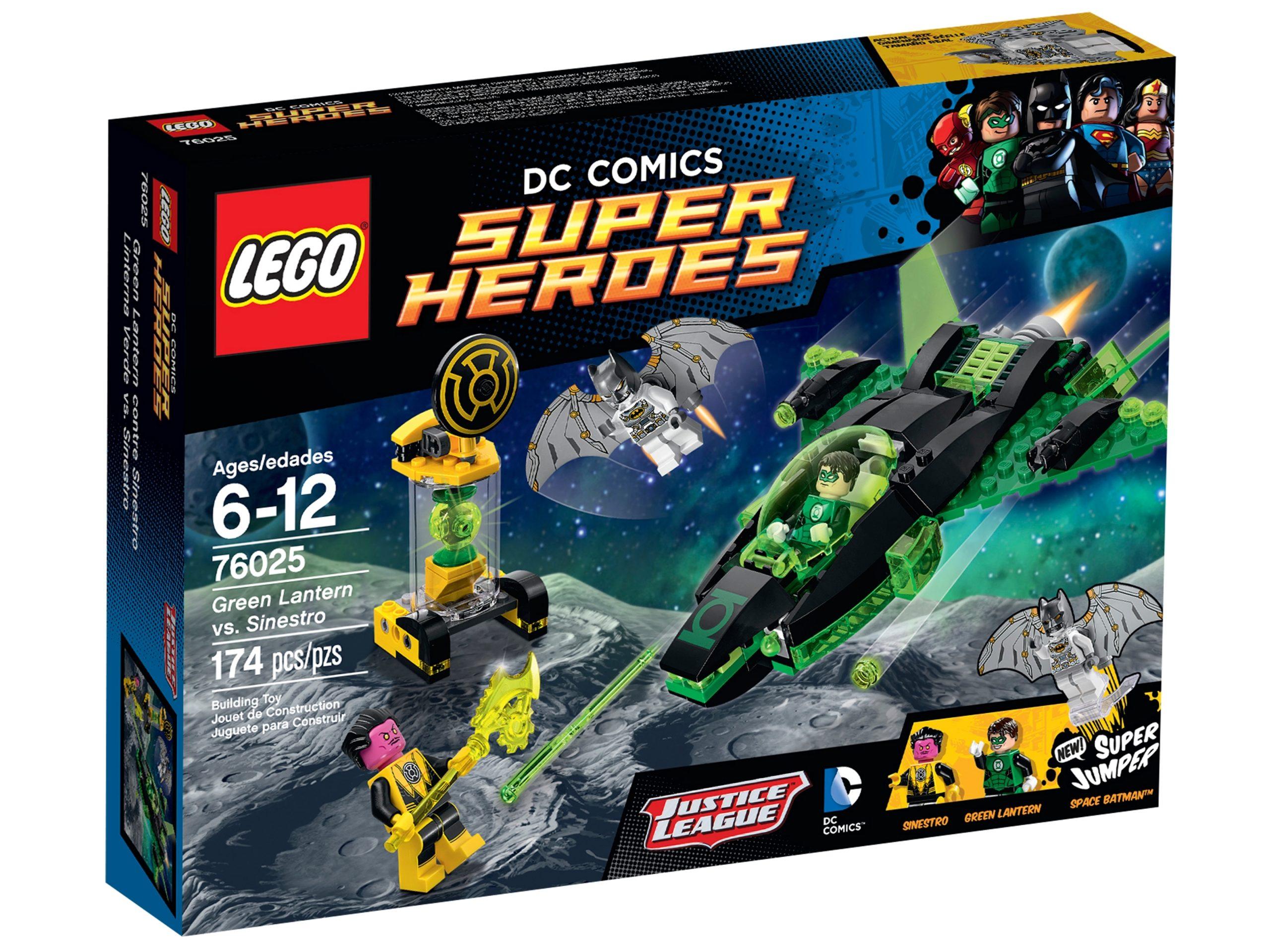 lego 76025 green lantern vs sinestro scaled