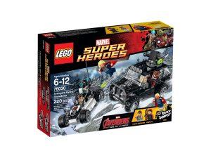 lego 76030 avengers hydra showdown
