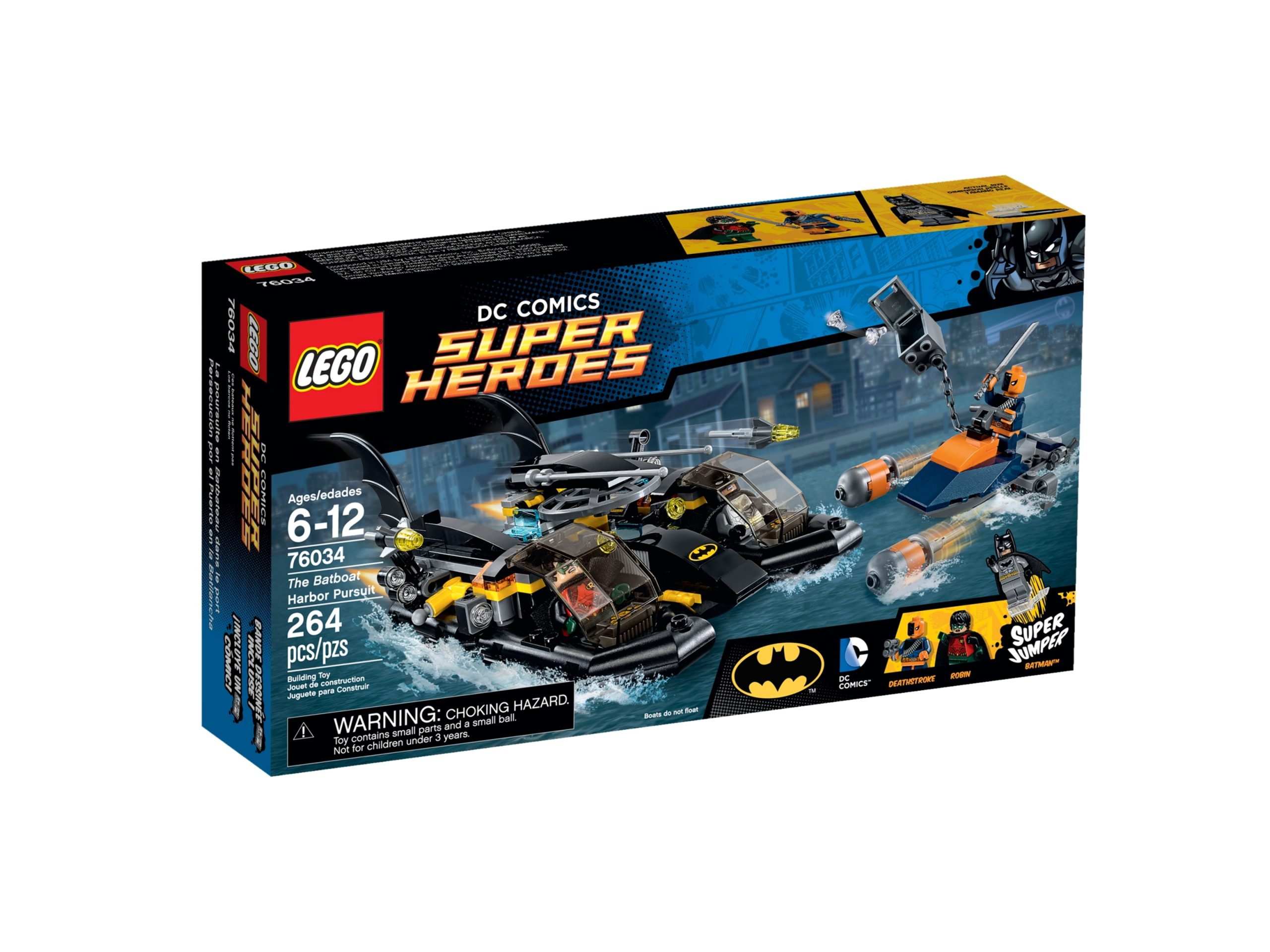 lego 76034 the batboat harbor pursuit scaled