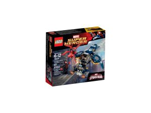 lego 76036 carnages shield sky attack