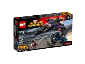 lego 76047 black panther pursuit