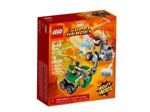 lego 76091 mighty micros thor vs loki